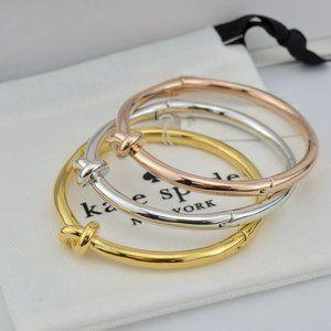 Kate Spade Glossy Sailor Buckle Bracelet
